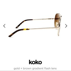 Diff Eyewear Accessories - NWT Diff Koko Sunglasses